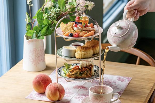 ヴィクトリア サンドウィッチケーキ